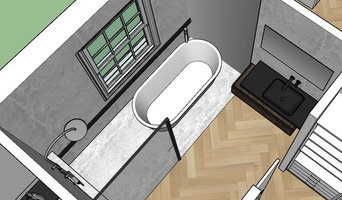 Interior design 3d model treadwell