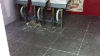 renovation salon de coiffure