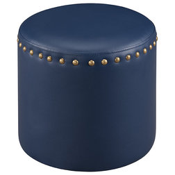 Transitional Footstools And Ottomans by Pilaster Designs