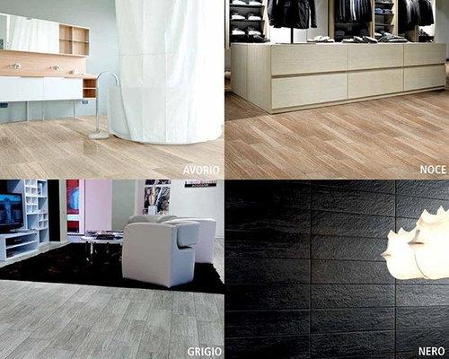 Roma Stone Porcelain Tile by Happy Floors
