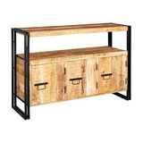 Cosmos Industrial Reclaimed Metal Sideboard