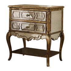 hooker furniture bellerose nightstand nightstands and bedside tables