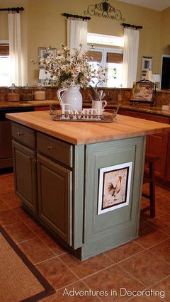 Kitchen Islands Should They Match Cabinetry