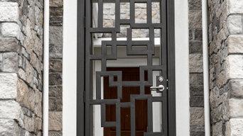 Courtyard Gate for Rocklin