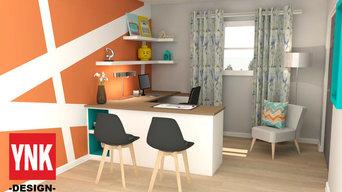 Bureau à domicile  - Home Office 2015