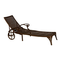 50 Most Popular Traditional Outdoor Chaise Lounges For