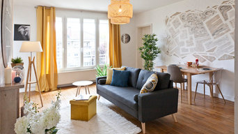 Home staging Appartement Amiens