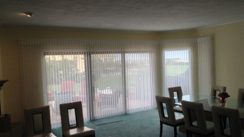 Atlantic Beach, New York Hunter Douglas Luminette® Privacy Sheers