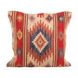 Kashi Wool Kilim Cushion, Large, Cover Only