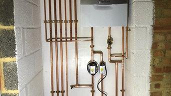 Full heating system