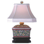 EAST ENTERPRISES INC - Diana Porcelain Table Lamp - We are committed to providing high quality and affordable products with exceptional customer services. Our consistent efforts in Research and Development will provide a solid foundation to produce more high quality new products for our customers for many years to come.