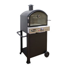 Pizza Oven Trolly and Stone