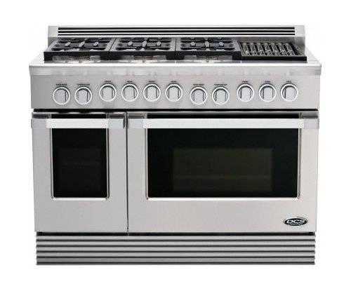 Rgu 486gl L 48 Freestanding Gas Range 6 Burners 5 3 Cu Ft Primary Oven 2 4 More Info