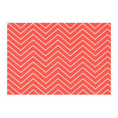Premier Prints Inc Outdoor Chevron Fabric Indian C 1 Yard