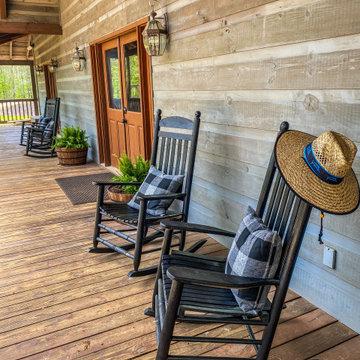 Lodge Cabin - Renovation