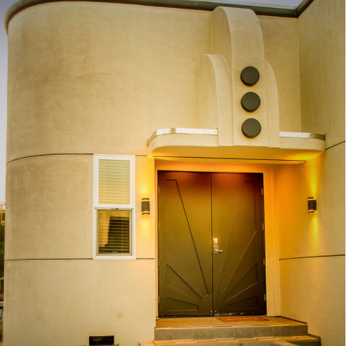 New Art Deco Home