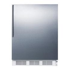 """24""""W Counter Height Refrigerator, Freezer CT661BISSHV"""