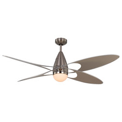 Midcentury Ceiling Fans by Lighting New York