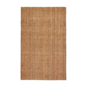 """Andes Natural Jute Area Rug, 2'6""""x8'"""