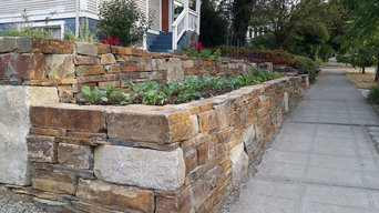Seattle Retaining Wall