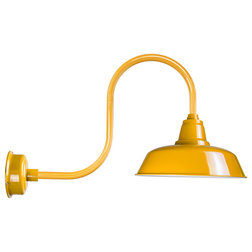 Farmhouse Outdoor Wall Lights And Sconces by Cocoweb Inc.