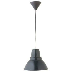Small City Pendant Lamp, Anthracite