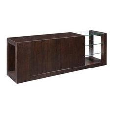 Allan Copley Designs Dado 72x18 Espresso Two Door Buffet