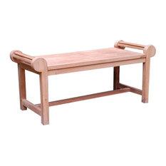 "47"" Lutyens Coffee Table, Grade A Teak"