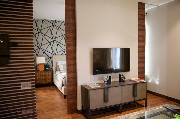 В гостях: новая квартира гештальт-психолога - для нового этапа в жизни