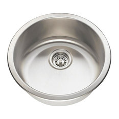 Polaris P564 Circular Stainless Steel Bar Sink