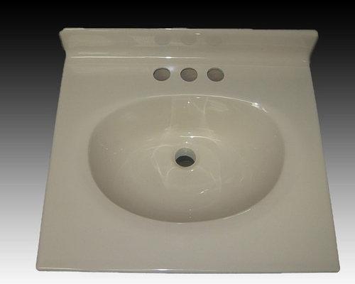 Imperial Satin Stone Vanity Top
