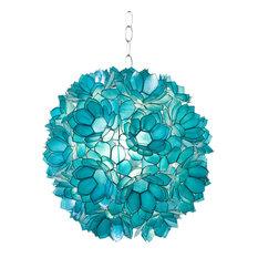 worlds away capiz shell floral pendant light turquoise pendant lighting capiz shell lighting fixtures