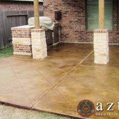 Aztec Decorative Concrete Reviews Amp Photos Houzz