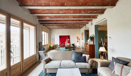 Insolite : 10 plafonds originaux osent couleurs, motifs et relief