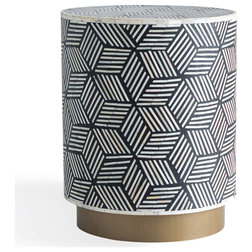 Contemporary Side Tables And End Tables by Edloe Finch Furniture Co.