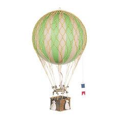 Royal Aero Decorative Hot Air Balloon, True Green
