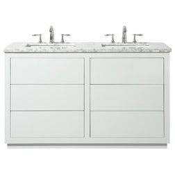 Contemporary Bathroom Vanities And Sink Consoles by Pot Racks Plus