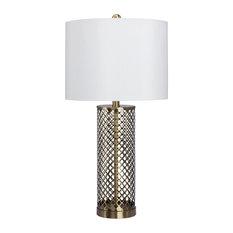 Mediterranean Table Lamps Houzz