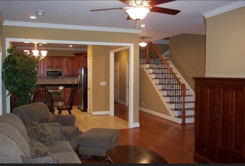 Prefinished 3 4 Quot Oak Bruce Hardwood Floors Need An Update