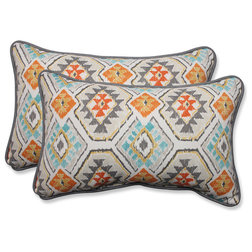 Southwestern Outdoor Cushions And Pillows by Pillow Perfect Inc