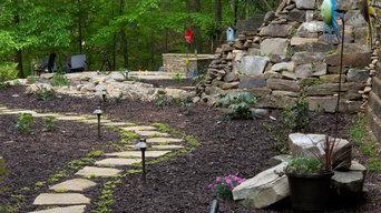 Roswell Backyard Renovation