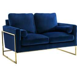 Contemporary Loveseats by Meridian Furniture