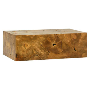 Teak Root Coffee Table - Rustic - Coffee Tables - by ...