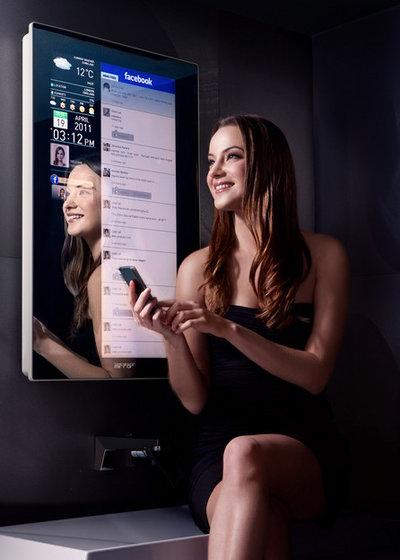 Home Decor Cybertecture Mirror