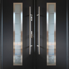 Modern Double Front Doors shop contemporary double entry doors products on houzz