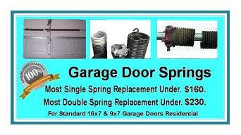 $29 Garage Door Repair Tomball TX 281-656-5588