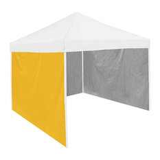Plain Yellow Tent Side Panel
