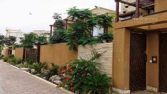 Residence at DHA, Phase 7, Karachi