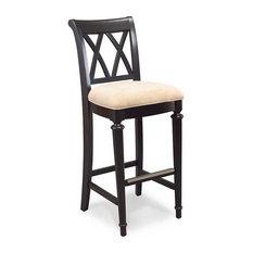 American Drew Camden Dark Barstool by American Drew Black Bar Stools And Counter
