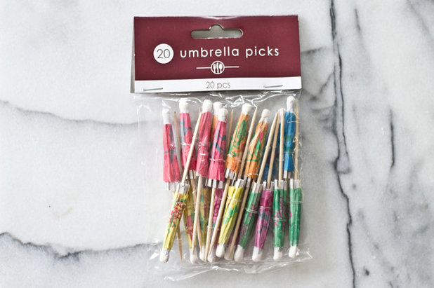 diy umbrella art
